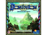 Dominion 2nd edition boardgame