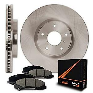 front rotors and pads