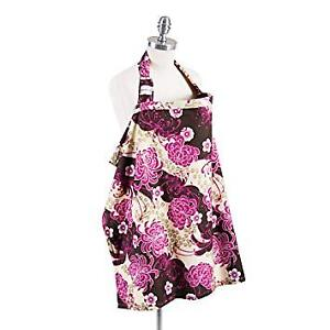 Baby items - nursing cover and pillow, stroller cover