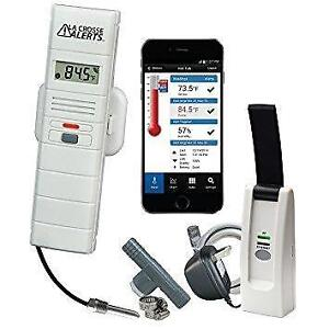 Hot Tub Temperature and Humidity Monitor and Alert System