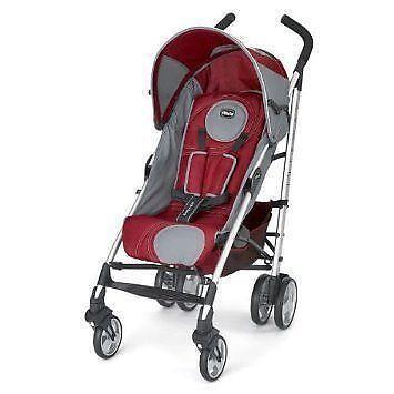 Chicco Liteway Stroller Ebay