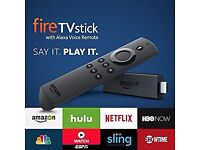 New Enhanced Amazon Fire Stick with new Alexa voice, fully updated to latest firmware £59.99