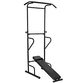 Pure Fitness and Sports PS300 Pull Up Station - Black (second-hand)