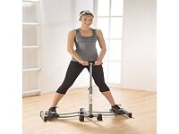 Leg Muscle Trainer Gym Exercise Machine