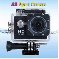 Waterproof Sport Camera Diving 30m GoPro quality Same as Costco