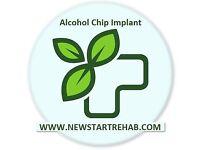 Alcohol Chip Implant Treatment
