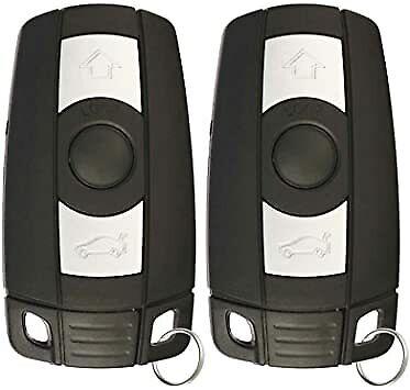 2007 2008 2009 2010 2011 2012 2013 BMW X5  2 Remote Key Fob For BMW KR55WK49123