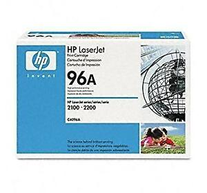 HP C4096A OEM Toner Cartridge For 2100, 2200 Black - 5K