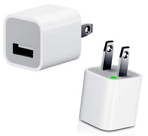 USB WALL CHARGER WHITE CAN BE USED FOR IPHONE, IPOD, SAMSUNG ETC Regina Regina Area image 5