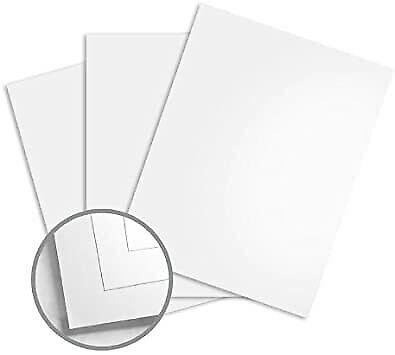 Color Copy 98 Bright White Paper - 8 12 X 14 In 28 Lb Writing 500 Per Ream