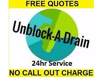 [60min Response] Blocked/Clogged Drain Cleaning-Unblocking Drains/Toilet/Sink/drainage