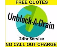⋆⋆⋆⋆⋆ Blocked/Clogged Drain Cleaning-Unblocking Drains/Toilet/Sink/drainage/sewer