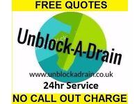 Blocked Drain? Toilet? Manhole? Sink? Bath? ----- We Fix it!