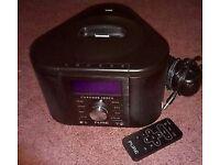 Pure Chronos Series ii Clock Radio Dab / FM IDock USB Charge