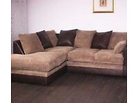 NEW CHENVILLE CORNER SOFA DELIVER FREEEE