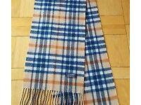 ** lochmere cashmere scarf **