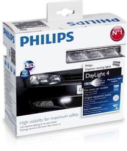 Drl led lights ebay philips drl mozeypictures Images