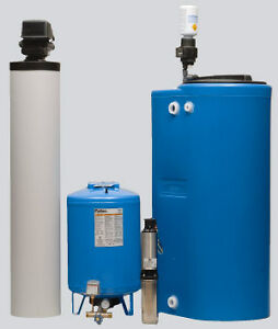 Rural water treatment system Regina Regina Area image 1