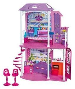 Barbie doll house ebay - Maison de reve barbie ...