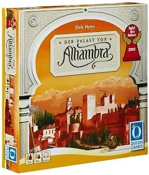 Alhambra - Board Game