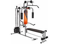 V-fit Herculean lay flat home multi gym
