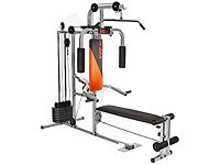 Brand New Herculean lay flat Multi Gym
