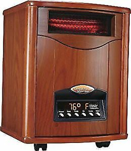 SUPER SUMMER SALE ON COMFORT SPACE INFRARED HEATER !!