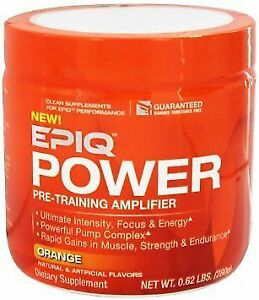 New Sealed EPIQ - Power Pre-Training Amplifier Orange