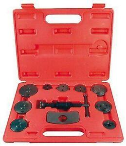 Astro Pneumatic 11 Piece Disc Brake Pad & Caliper Tool Kit