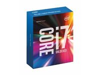 Intel Core i7-6700K- 4GHz Quad-Core Brand New Sealed and Boxed