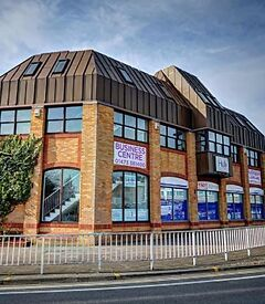 4 Person Office Space In Ipswich IP1 | £96 P/W *