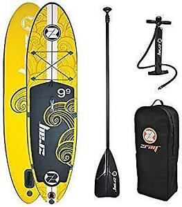 NEW IN BOX - Inflatable Stand Up Paddle Board (iSUP) - Premium Package