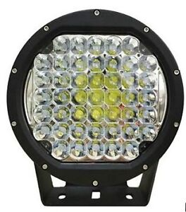 """Pair 10"""" 225w Cree LED Driving Lights Spotlight Offroad 4WD Wendouree Ballarat City Preview"""