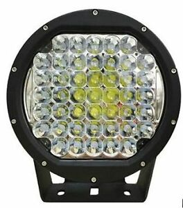 """Pair 10"""" 225w Cree LED Driving Lights Spotlight Offroad 4WD Delacombe Ballarat City Preview"""
