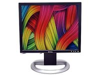 """DELL 19"""" 4:3 Ratio TFT Computer Screen Monitor WITH Cable -1280 x 1024- *1 Year WARRANTY*"""