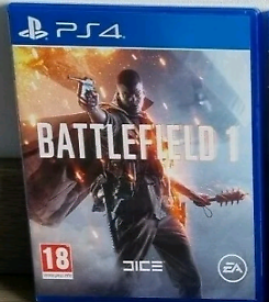 Like New Battlefield 1 PS4 Game