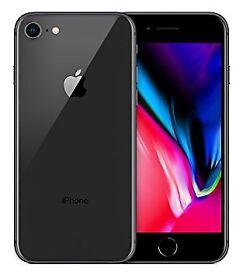 I phone 8 space grey