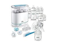 Philips Avent complete natural starter set 14Pcs RRP 165