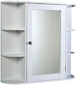 Bathroom cabinet new in box