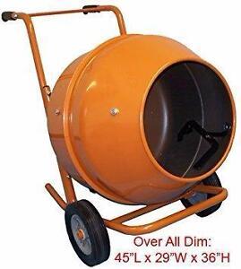 Melangeur / mixeur a Ciment 8 pieds CB. 110V (27501003)