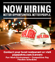 NOW HIRING PART-TIME DELIVERY DRIVERS!