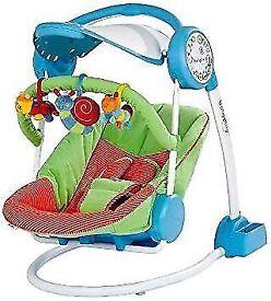 Mamas papas babyplay starlite swing seat toy