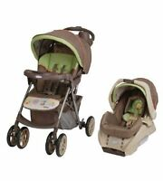 Graco Spree Travel System – Matching baby Stroller & Car Seat