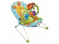 Baby Bouncer Fisher Price Calming Vibrations
