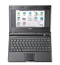 Ultralight laptop - Asus Eee PC 4G black