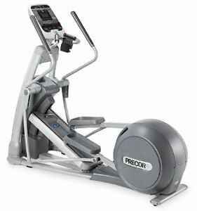 Precor EFX 576i Commercial Elliptical - moveable arms & incline