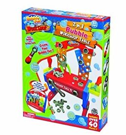 Bubble Fun Workshop Table 2 in 1 NEW IN BOX