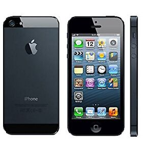 Telephone Cellulaire Apple iPhone 5s noir comme neuf