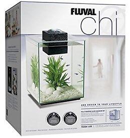 Flu all Chi 19L Aquarium fish tank