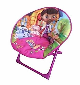 Dr McStuffins Chair from TkMaxx